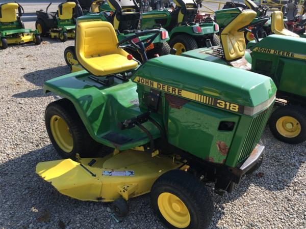John Deere 318 >> John Deere 318 Lawn And Garden For Sale Machinery Pete