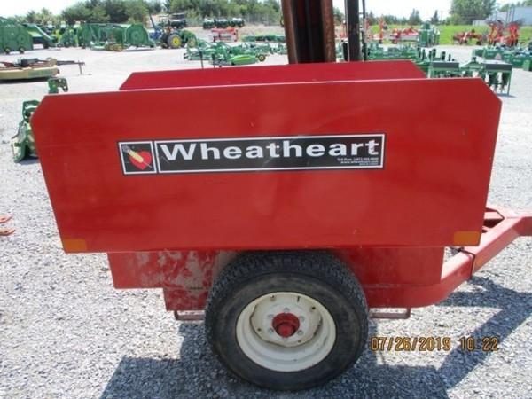 Wheatheart Driver Post Hole Digger