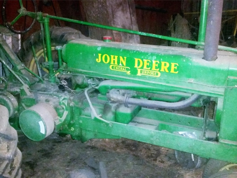 John Deere A Tractors for Sale | Machinery Pete