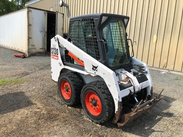 Used Bobcat S130 Skid Steers for Sale | Machinery Pete