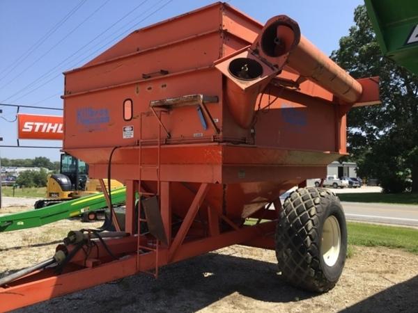 1998 Killbros 490 Grain Cart