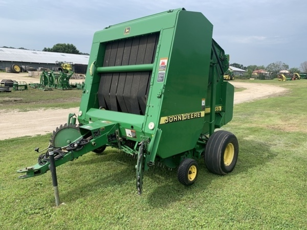 John Deere 566 Round Balers for Sale | Machinery Pete