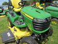 2017 John Deere X758 Lawn and Garden