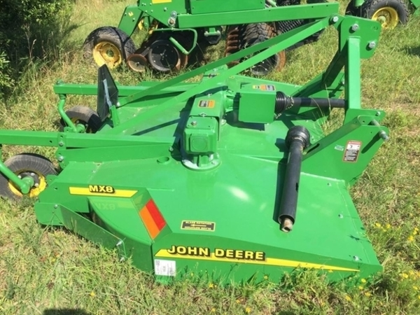 John Deere MX8 Rotary Cutters for Sale | Machinery Pete
