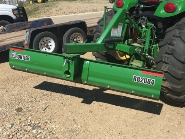 Used Frontier RB2084 Blades For Sale Machinery Pete