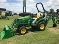 2020 John Deere 2025R TLB Under 40 HP