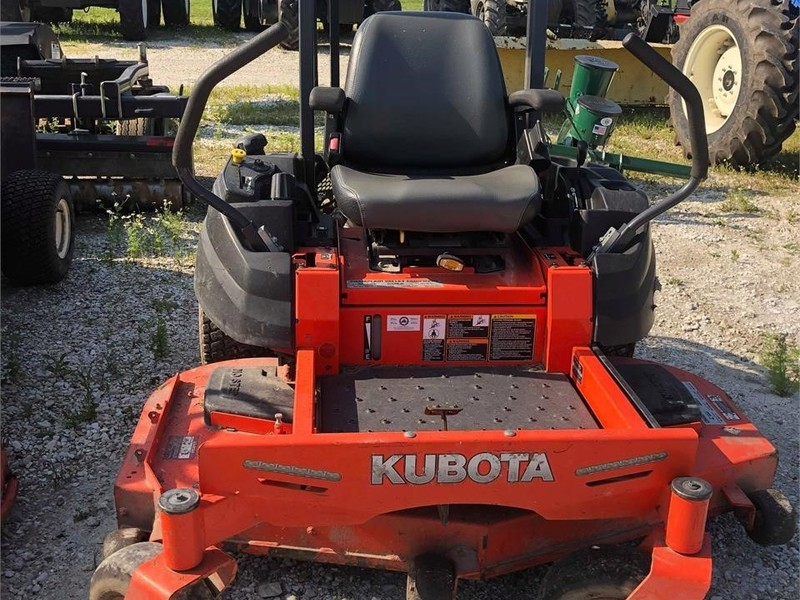 Used Kubota ZG127S-54 Lawn and Garden for Sale | Machinery Pete