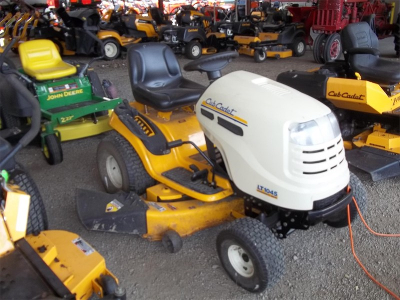Used Cub Cadet LT1045 Lawn and Garden for Sale | Machinery Pete