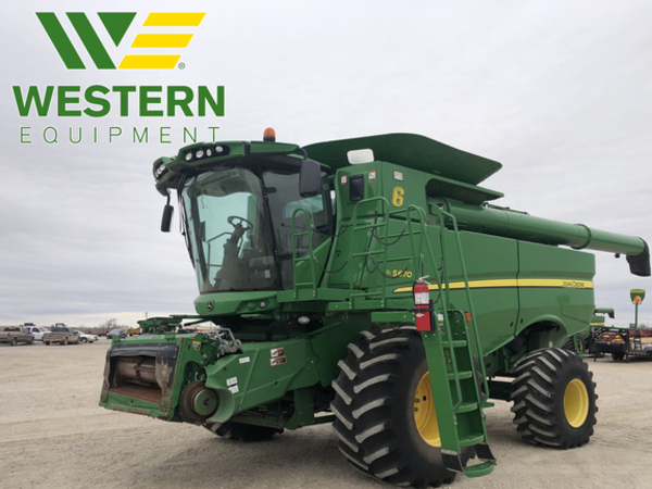 Western Equipment - Clinton - Clinton, OK | Machinery Pete