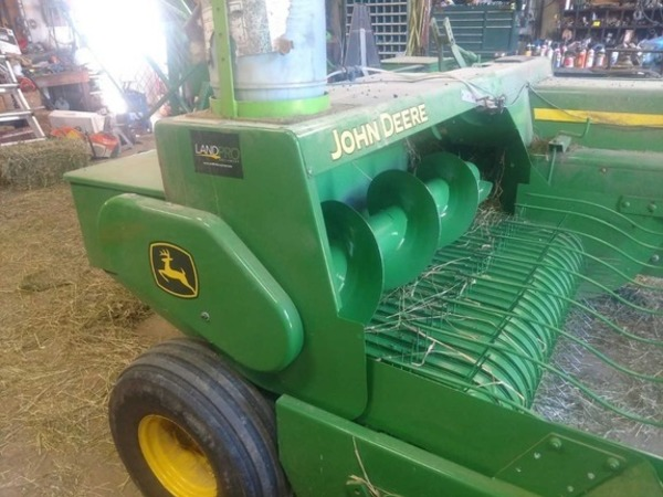 John Deere 348 Small Square Balers for Sale | Machinery Pete