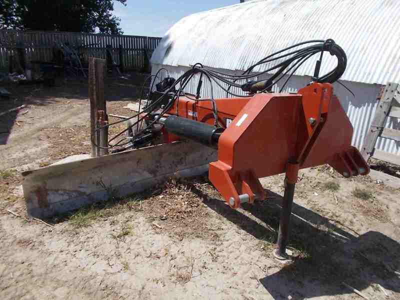 Used Rhino Blades for Sale | Machinery Pete
