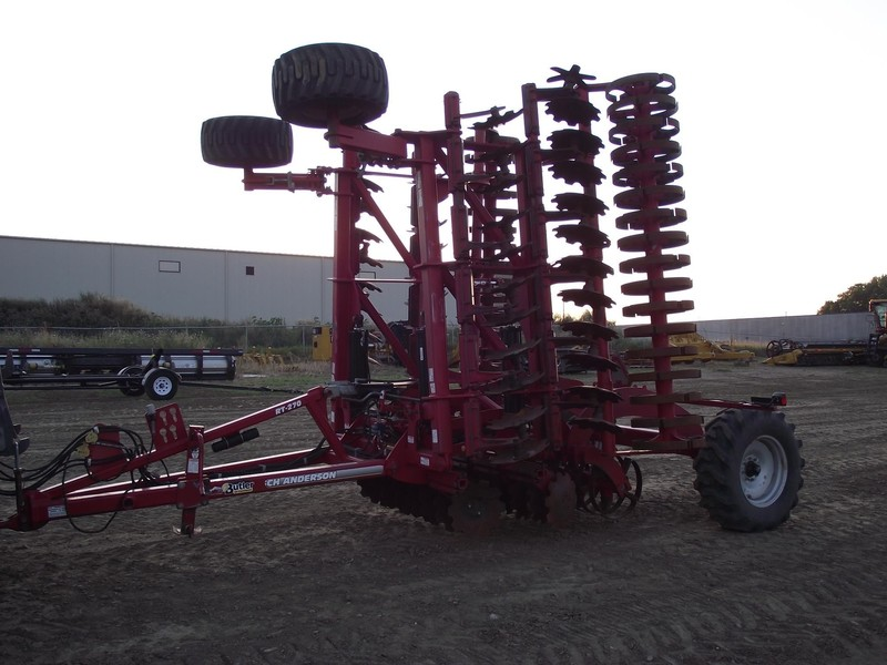 2012 Horsch Joker RT Vertical Tillage