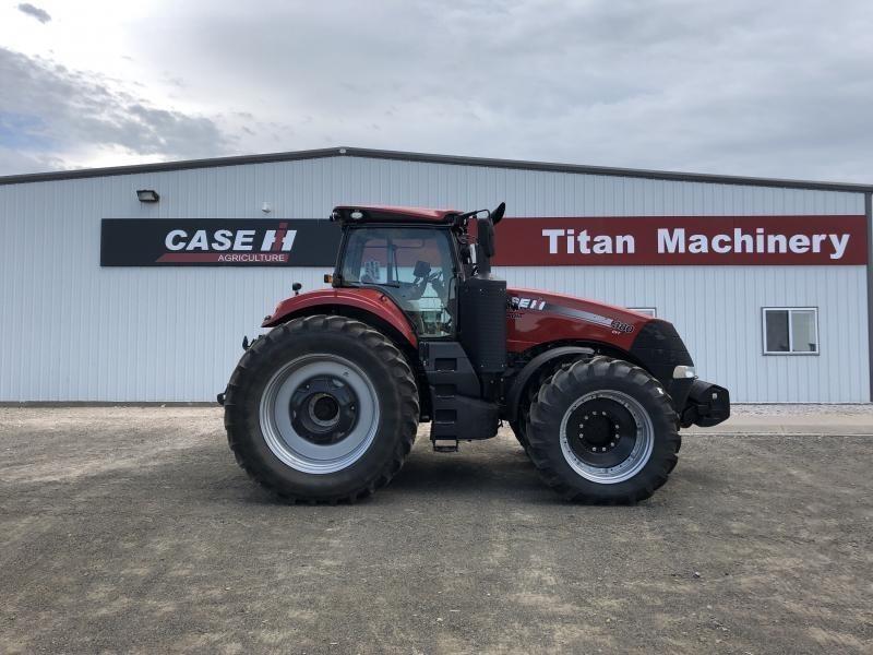 2019 Case IH Magnum 380 Rowtrac CVT Tractor