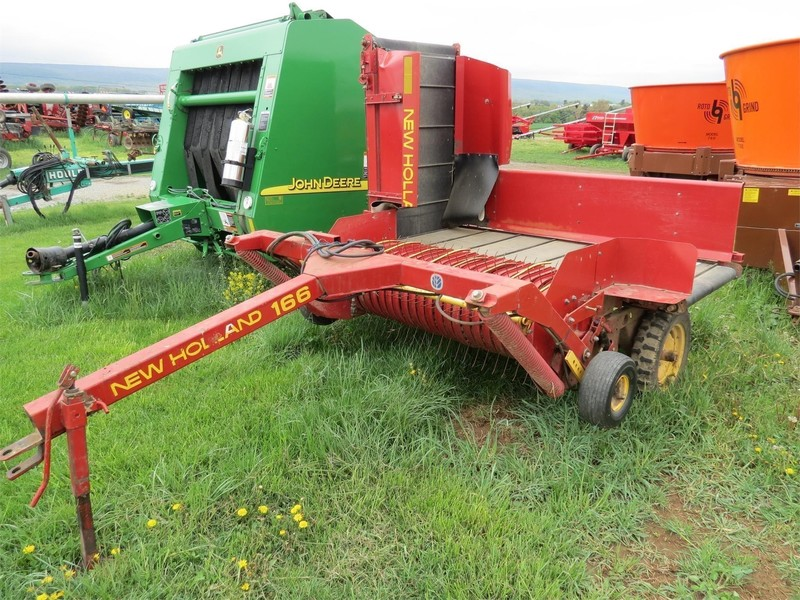 1998 New Holland 166 Inverter