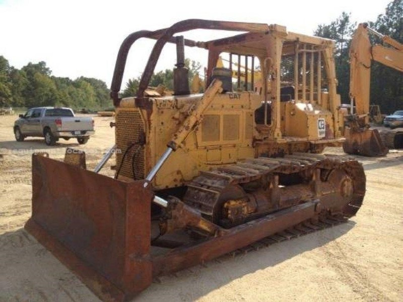 Used Caterpillar Dozers for Sale | Machinery Pete
