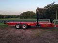 2016 Cloverdale 14-BALE Bale Wagons and Trailer