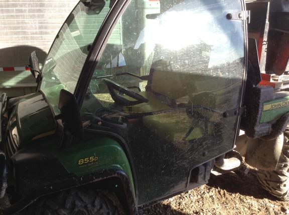2016 John Deere Gator XUV 855D ATVs and Utility Vehicle