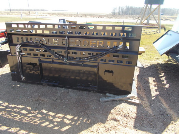 2016 Silver Star BDRSQ96 Loader and Skid Steer Attachment