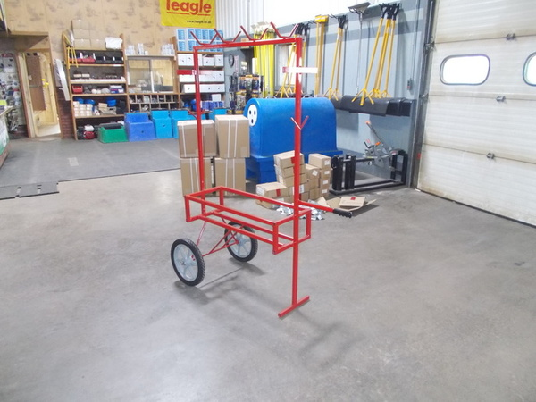 2016 Cloverdale Milk Cart Milking Equipment