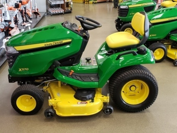 John Deere X570 Lawn And Garden For Sale Machinery Pete