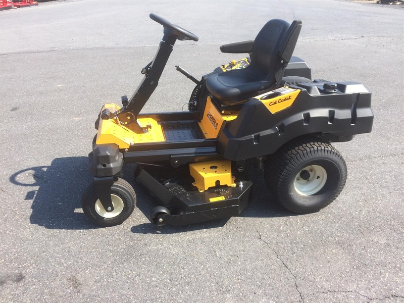 Used Cub Cadet Z-Force S48 Lawn and Garden for Sale | Machinery Pete