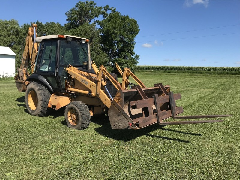 Used Case 580K Backhoes for Sale | Machinery Pete