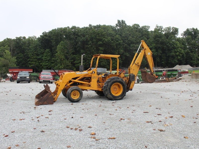 Used Backhoes for Sale | Machinery Pete