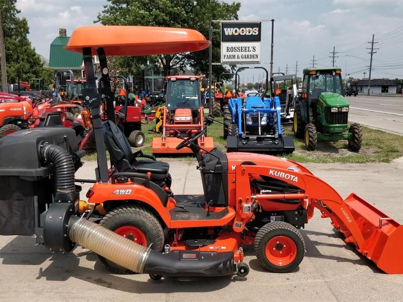 Used Kubota BX2670 Tractors for Sale | Machinery Pete
