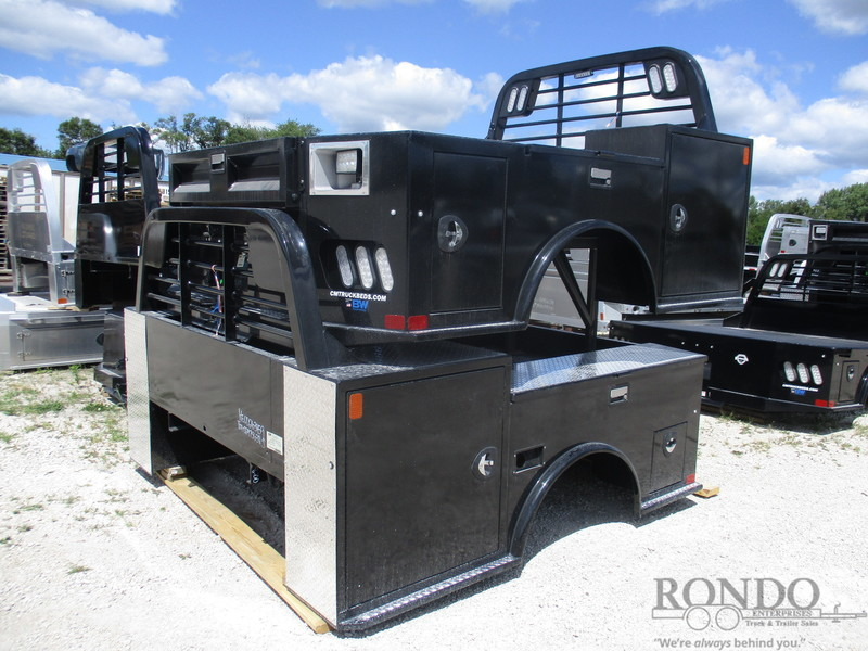 Used Cm Truck Beds For Sale Machinery Pete