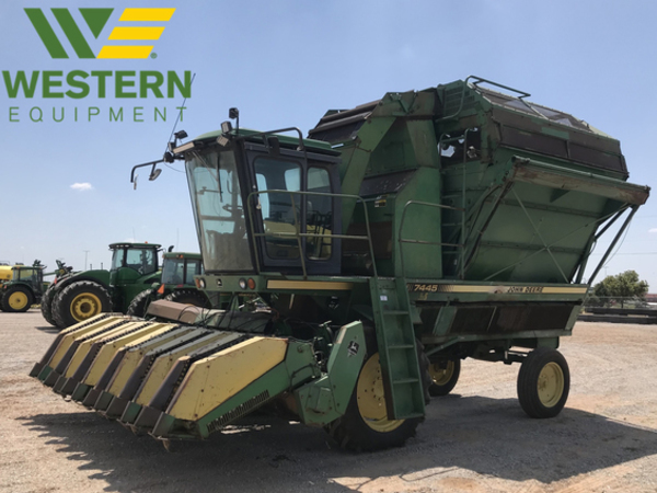 1991 John Deere 7445 Cotton
