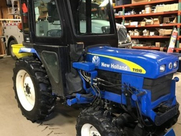 New Holland Tc35 Owners Manual