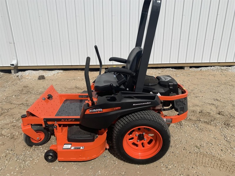 Used Kubota Z121S Lawn and Garden for Sale | Machinery Pete