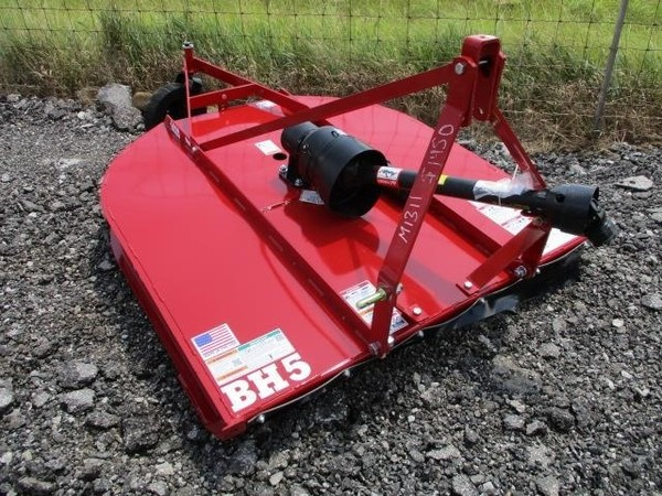 Used Bush Hog BH5 Rotary Cutters for Sale | Machinery Pete