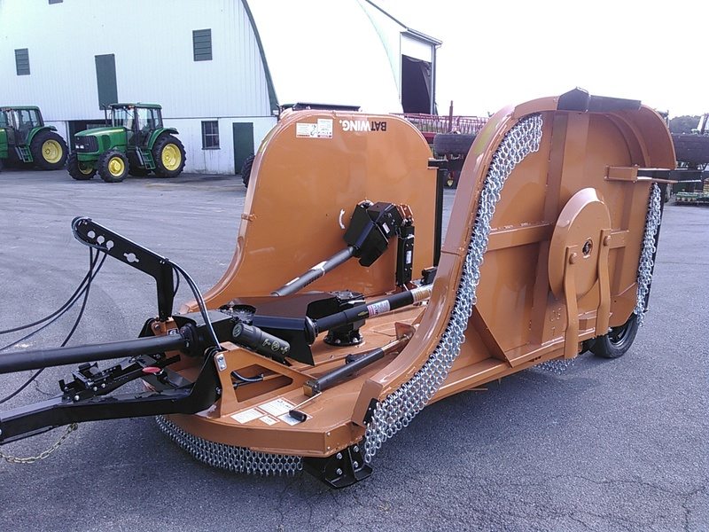 Woods 15'  batwing Rotary Cutter