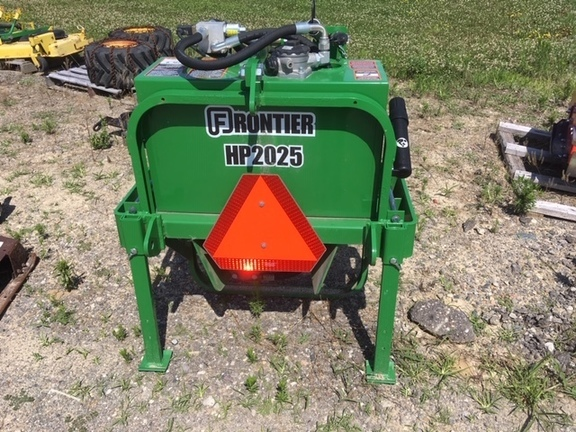 2017 Frontier HP2025 Miscellaneous