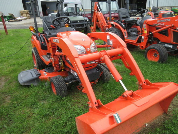 Used Kubota BX1870 Tractors for Sale | Machinery Pete