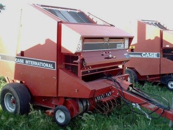 Used Case IH 8480 Round Balers for Sale | Machinery Pete