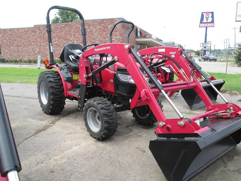 Used Mahindra Tractors for Sale | Machinery Pete