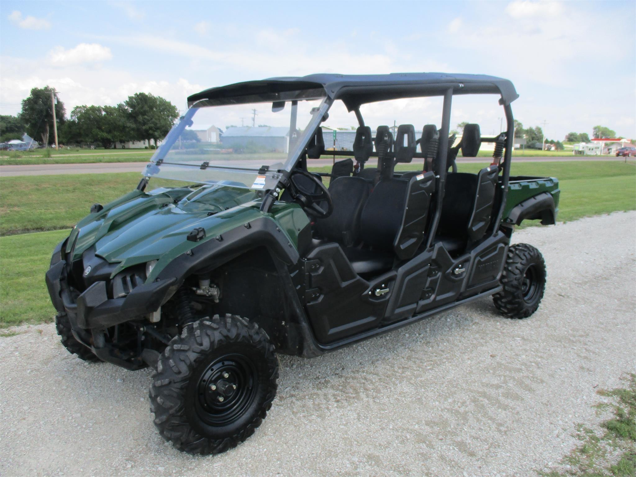 2016 Yamaha Viking VI EPS ATVs and Utility Vehicle