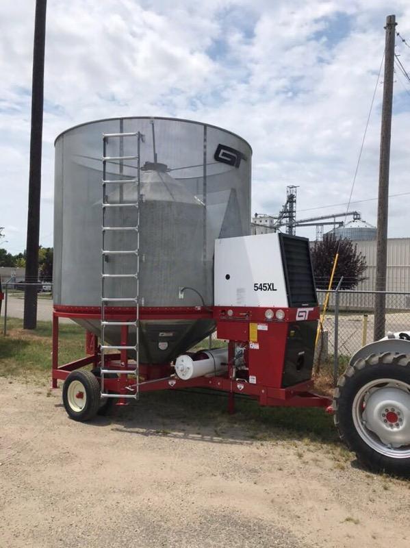 2020 GT 545XL Grain Dryer
