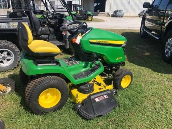 John Deere X390 Lawn and Garden for Sale   Machinery Pete