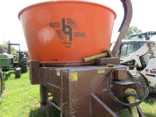 Used Roto Grind Grinders and Mixers for Sale | Machinery Pete