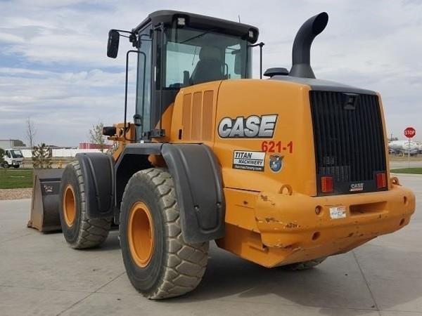 2016 Case 621F Wheel Loader