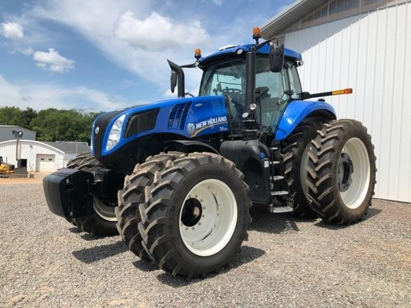 2019 New Holland T8.350 Tractor