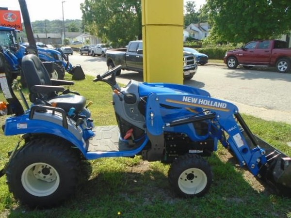 Used New Holland Tractors Under 40 HP for Sale | Machinery Pete