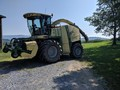 2009 Krone BIG X 500 Self-Propelled Forage Harvester