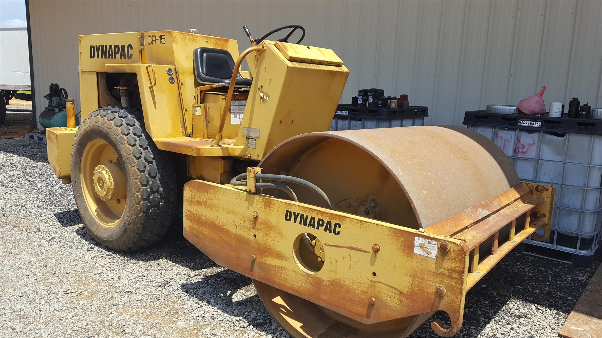 1979 Dynapac CA15 Compacting and Paving