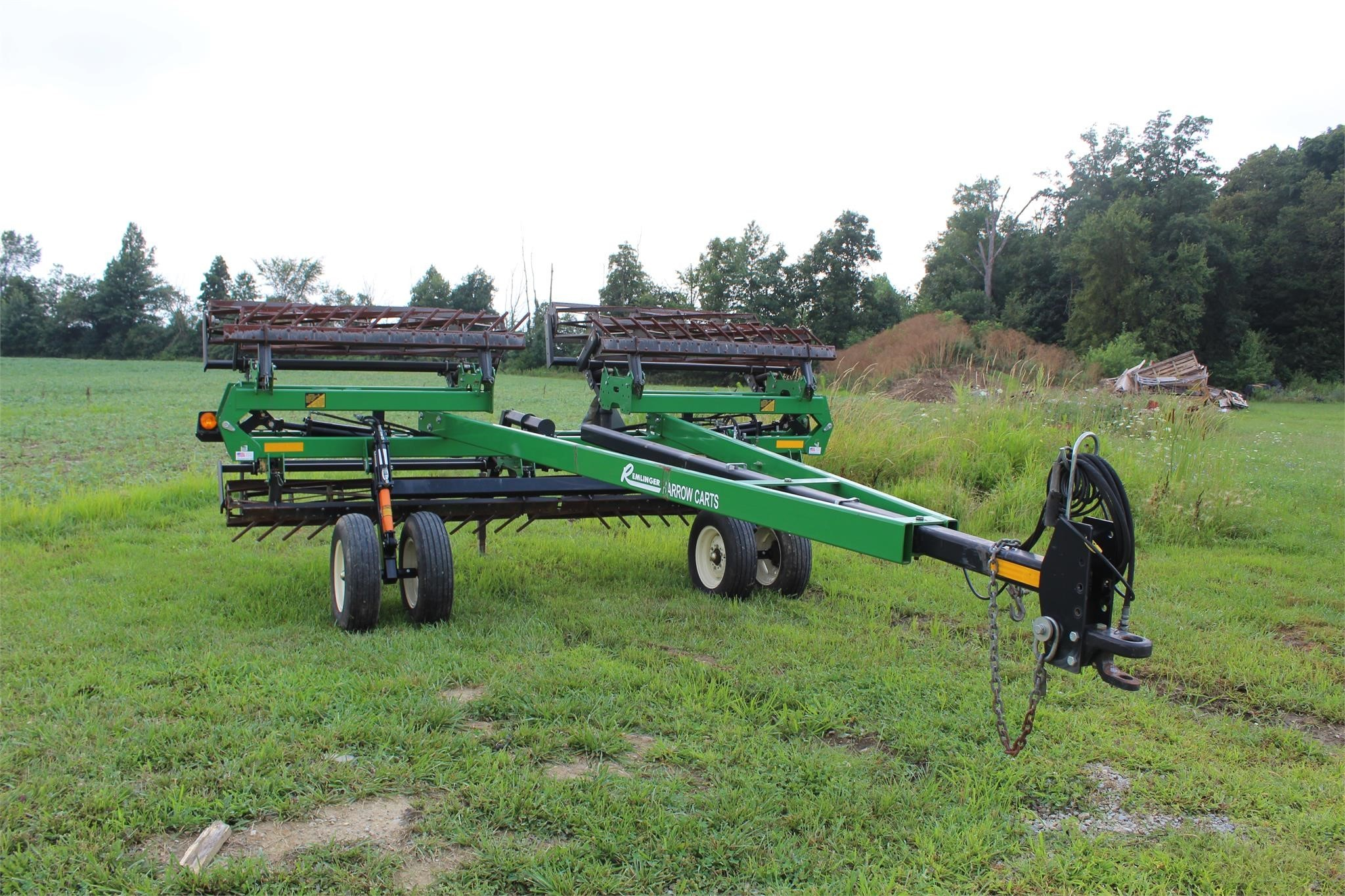 2012 Remlinger DRH-26.5 Harrow