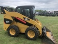 2012 Caterpillar 262C Skid Steer