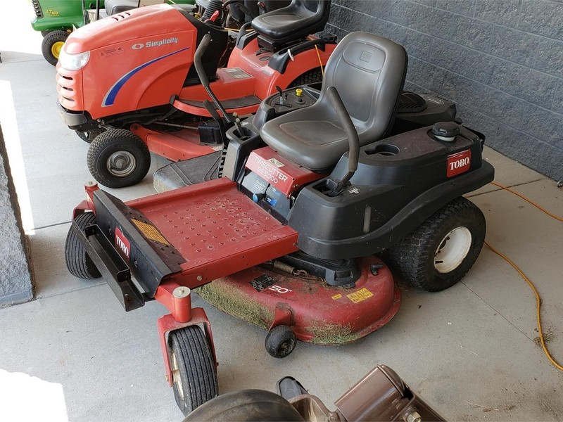 Used Toro Lawn and Garden for Sale | Machinery Pete
